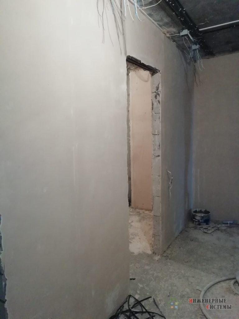 Механизированная штукатурка стен